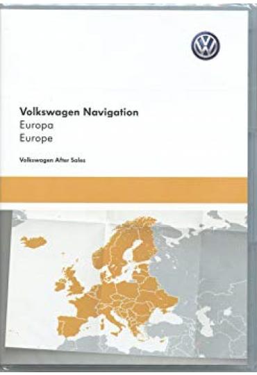 SD Carte Volkswagen Skoda Seat Discover Média / Ppo 2019 2020 navigation Europe ECE 2019-2020