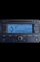 CD GPS VOLKSWAGEN SEAT SKODA 2019 Travelpilot E ( EX ) RNS300 navigation Europe