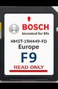 SD carte GPS Ford 2021 SONY SYNC2 F9 Tele Atlas navigation Europe