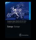DVD GPS Mercedes 2016 2017 V18 Comand APS NTG2 navigation Europe