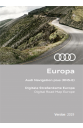DVD GPS Audi 2019 RNS-E navigation Plus Europe 8P0 060 884 DD / 8P0 919 884 DD